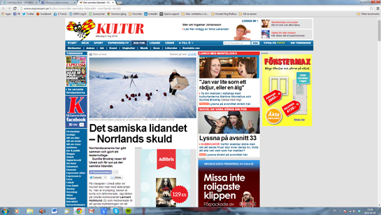 Expressen Kultur 20140505